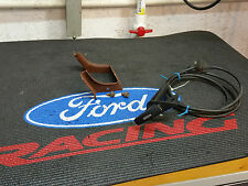 94-04 Ford Mustang GT Cobra Hood Release Handle & Cable 95 96 97 98 99 00 01 02