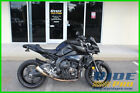 Picture Of A 2020 Yamaha MT 10