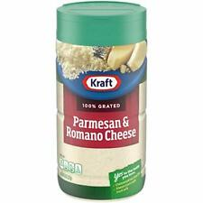 Kraft Grated Parmesan & Romano Cheese