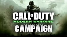 Modern Warfare Remastered Veteran Campaign Package XBOX ONE ONLY