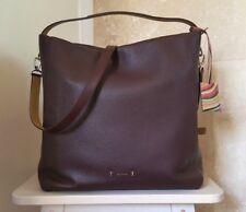 BNWT Paul Smith Damson Full Grain Calf Leather Large Westbourne Handbag RRP £750