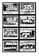 69 Mannschaftskarten FC Bayern München 1900-1965