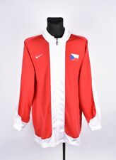 Nike Vintage Sports Czech Republic Men Track Jacket Jumper Size 2XL,UK-47/48, G
