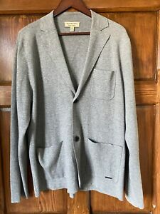 Burberry Wool / Cashmere Blend Cardigan