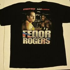 Vintage Strikeforce M-1 Global MMA Tshirt XL