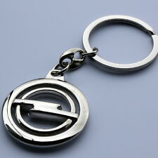 KEY CHAIN RING FOE OPEL GT ASTRA G MANTA CORSA VECTRA H C Omega Insignia CHORME
