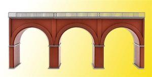 VOLLMER 42513 Spur H0, Backstein-Viadukt #Neu in OVP#