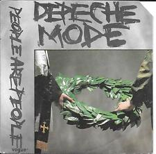 "45 TOURS / 7"" SINGLE--DEPECHE MODE--PEOPLE ARE PEOPLE--1984"