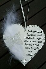 ABSOLUTELY BEAUTIFUL - PERSONALISED -LOSS OF LOVED ONE/BEREAVEMENT (butterflies)