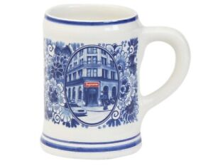 Supreme Royal Delft 190 Bowery Beer Mug Confirmed Order