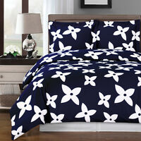 Desiree Duvet Cover Contemporary Print Set 100% Cotton 300 Thread Count