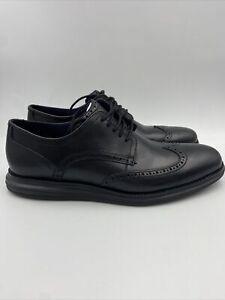 Cole Haan Mens Original Oxford Black Size 13 M , 663