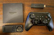Amazon Fire TV 2nd Generation & Fire TV Stick