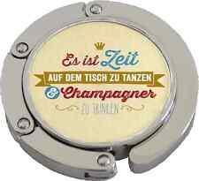 """Rannenberg Klack der Taschenhalter """"Champagner"""" Tasche Halter Reise RFK020"""