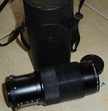 HFT ROLLEINAR OBJEKTIV-LENS 1:4; 80-200mm  Zoom; QBM-ROLLEIFLEX (ii48)