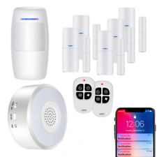 Smart Security System Smart Home/Office Security Alarm WiFi Alarm System Kit