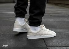 new styles 15d20 a8837 Adidas Originals Campus Trainers UK Size 11 New Boxed EU 46 Stitch Turn  Cream
