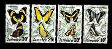 JAMAICA - GIAMAICA - 1975 - Farfalle