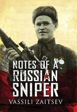 Notes Of A Russian Sniper By Vassili Zaitsev FREE SHIPPING!