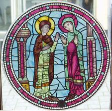 Cristallerie Zwiesel Germany  christlicher sakraler Glasteller Ø 25,5 cm