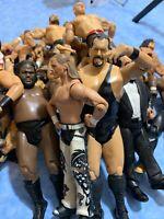 Random Delivery WWE Wrestling Action Figure Wrestlers Jakks Mattel (One Figure)