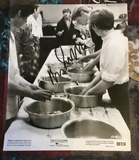 Malcolm McDowell - Actor - A Clockwork Orange / Time After Time -Autograph Photo