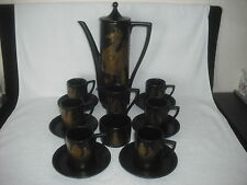 PORTMEIRION PHOENIX 15 PIECE COFFEE SET