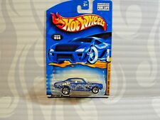 2001 HOT WHEELS ''TURBO TAXI'' #056 = `70 CHEVELLE SS = BLUE  , 0910