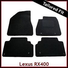 LEXUS RX400 MONTATO SU MISURA MOQUETTE TAPPETINI AUTO (2003 2004 2005 2006 2007 2008 2009)