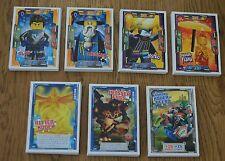 Lego® Nexo Knights™ Trading Card Game alle 134 Basiskarten komplett Set