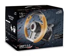 Speedlink Drift O.Z. Gaming Racing Wheel Black Orange PC . NEW.
