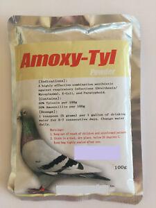 Amoxy-Tyl Powder for Birds