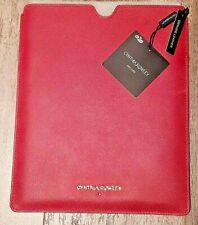 Cynthia Rowley Genuine Leather IPAD Protective Case Pink