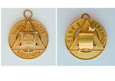 Gloucester and Hereford Royal Arch Chapter Collar Jewels