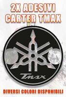 2 diapason adesivi Carter Variatore TMAX T MAX 500 530 vinile stickers decals