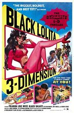 BLACK LOLITA 3D.(1975) 35MM TRAILER