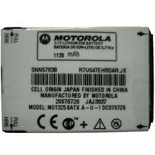 Motorola SNN5783B Battery For Q Q9h C290 Deluxe IC902 V195 V197 V325i 1130mAh