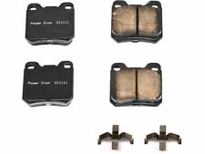 For 1997-2001 Cadillac Catera Disc Brake Pad and Hardware Kit Power Stop 85985VP
