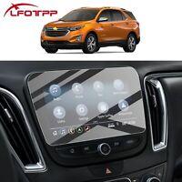 LFOTPP Car Navigation Screen Protector Tempered Glass Film For Chevrolet Equinox