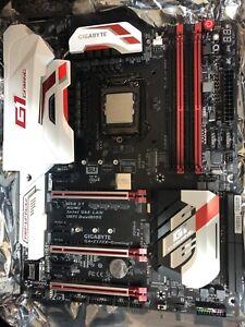 Gigabyte GA-Z170 Gaming7 motherboard + Intel i7 6700K CPU combo