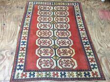 Vintage turca Anatolia por todo diseño tejidos a mano Alfombra