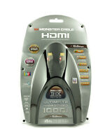 Monster Cable HDX HDMI 1000 4 FT THX Certified 3D Compatible Ultra High Speed
