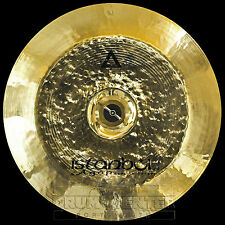 """Istanbul Agop Xist Power China Cymbal 18"""" - Video Demo"""