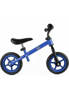 Xootz Balance Bike Pink Fun Boys Girls Toddler Training Puncture Proof EVA Tyres