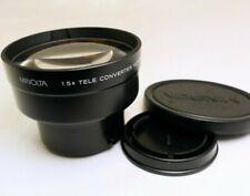 Minolta 1,5 X Tele Converter Vlt - 500 Aux Lens