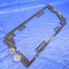 Window Channel 1942 Dodge DeSoto Chrysler COUPE Front Right & Left 976280 976281