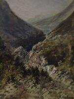 Marmaduke Matthews POSA RCA (1837-1913) Watercolour Painting Canadian Listed Art