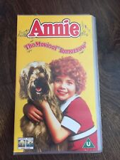 ANNIE THE MOVIE OF TOMORROW Video 122 MIN APPROX