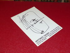 [Coll.R-JEAN MOULIN ART XXe ANTONIO SAURA CATALOGUE EXPO ST-ETIENNE ROUVRAY 1979