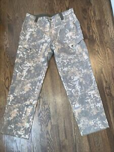 Columbia PHG Gallatin Wool Blend Hunting Pants Timberwolf Digital Camo 40x34